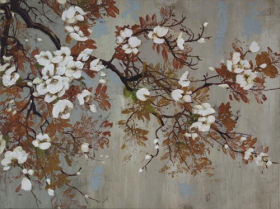 Cherry Blossom Canvas Art main image