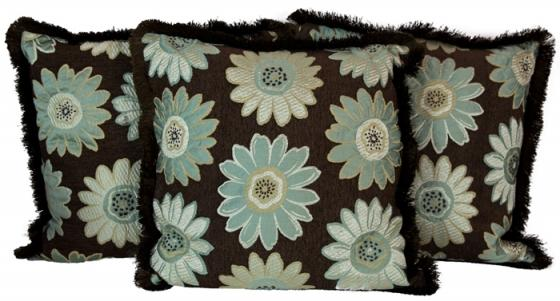 Flower Throw Pillows main image