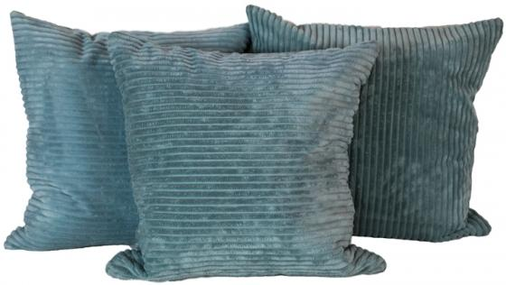 Ribbed Soft Throw Pillows main image