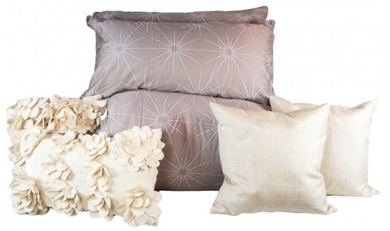 King Taupe Bed Set main image