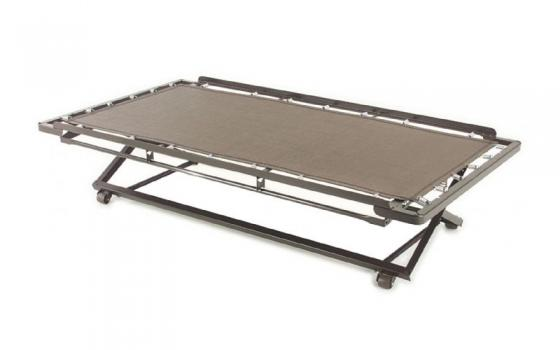 Pop Up Metal Twin Bed Frame main image